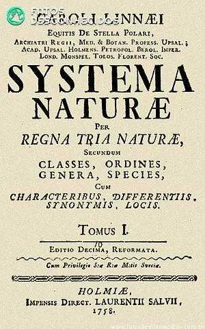 300px-Linnaeus1758-title-page