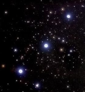 Constelação Três Marias