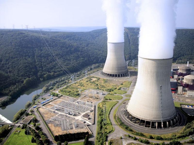 Resultado de imagem para usina nuclear