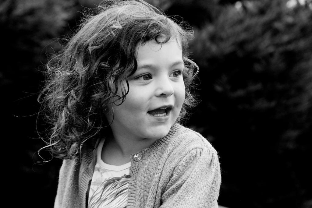 Conheça a menina que nasceu completamente sem sangue