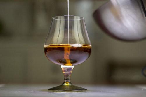 Semen-Cocktail
