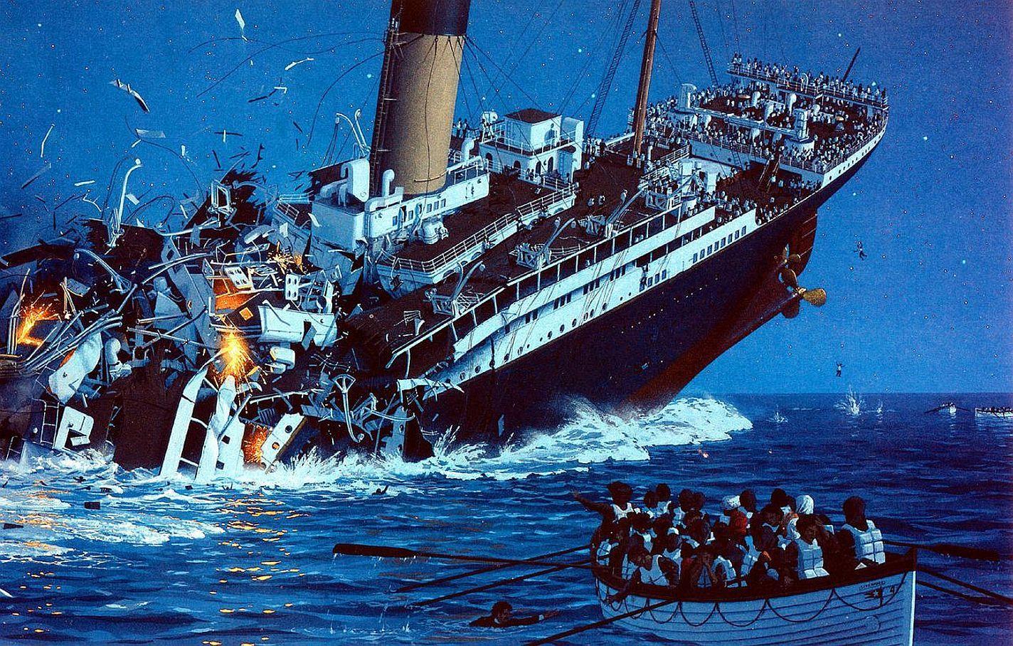 24 curiosidades que quase ninguém sabe sobre o naufrágio ...