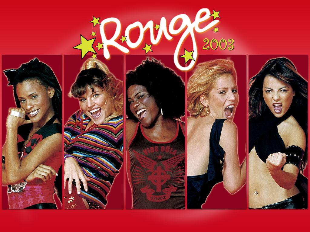 Resultado de imagem para 4-  Rouge - Ragatanga