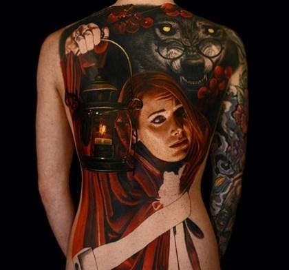 As tatuagens 3D mais incríveis do mundo