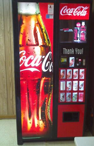 Dwomack.com jonesboro pw coke machine american vending services