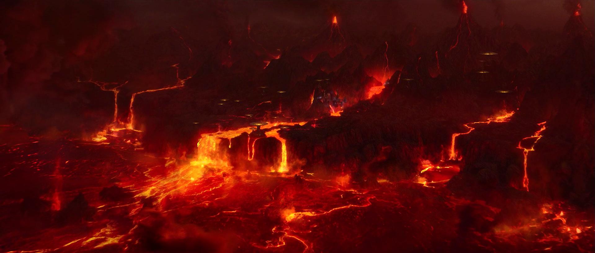 O que acontece se voc colocar uma lata de coca na lava for Temperatura lava