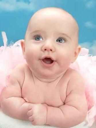 bebe-Queda-de-Cabelo-Calvicie-capilar-fotos-Imagens