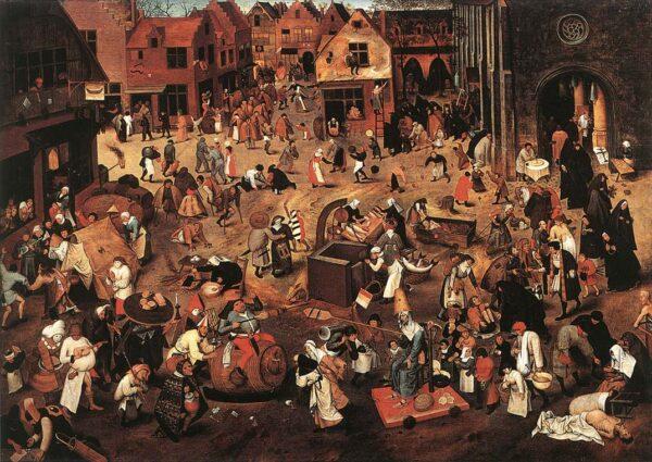 bruegelcarnival