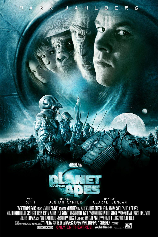 Planet Of The Apes ¥ Art Machine job#4160 POSTER C. INTL. Comp M rev15 ¥ 5/31/01