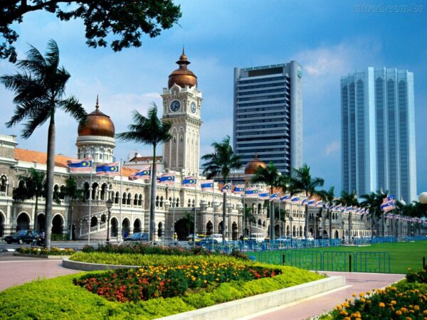 112208_Papel-de-Parede-Predio-do-Sultao-Abdul-Samad-Malaysia_1400x1050