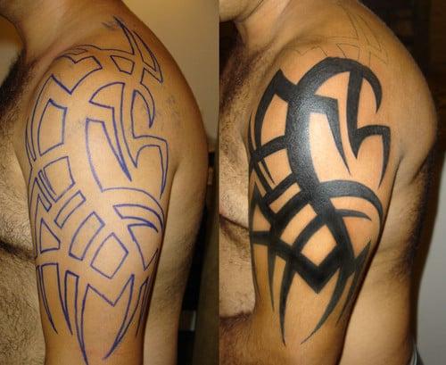 """Tatuagens da """"modinha"""" nos anos 90"""
