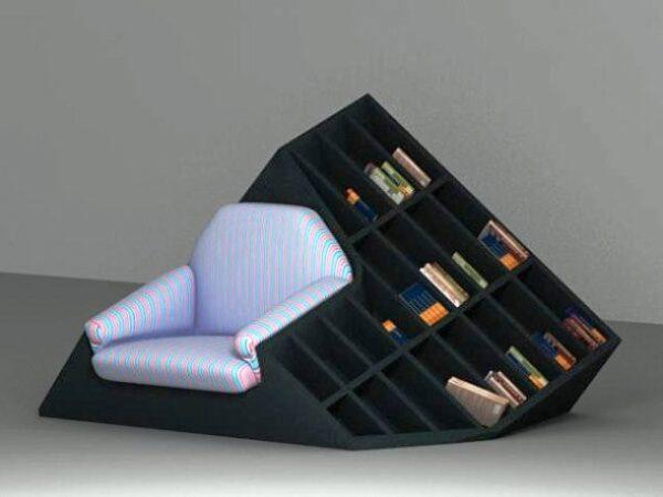 9-Armchair-bookshelf-hybrid-by-Tembolat-Gugkaev-610x458
