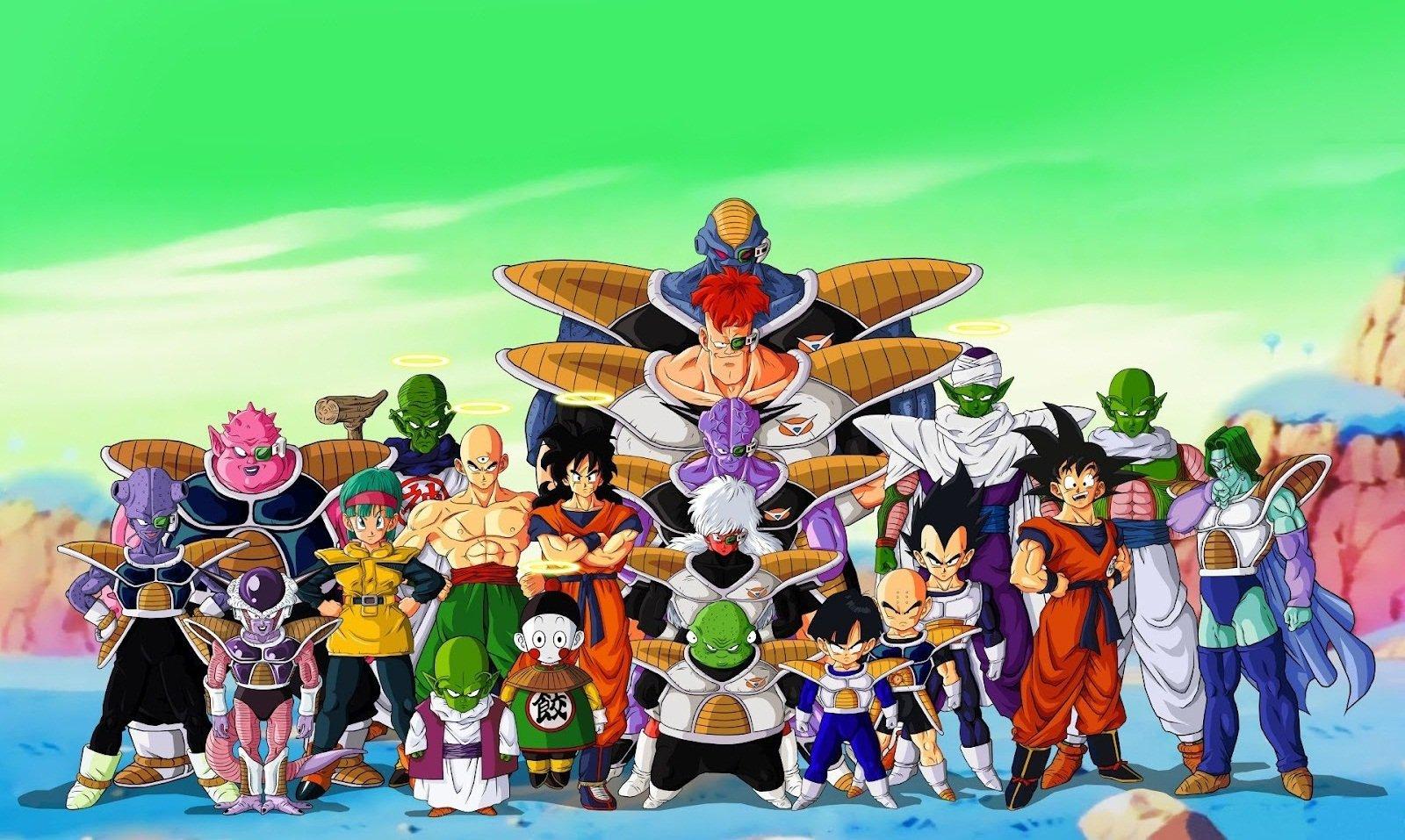 10 personagens de dragon ball z que foram extremamente mal - Image de dragon ball z ...