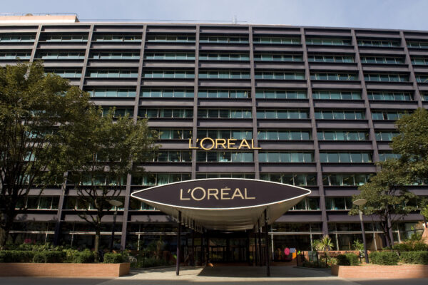 L'Oréal HeadQuarters. Eugène Schueller center at Clichy. 2010.