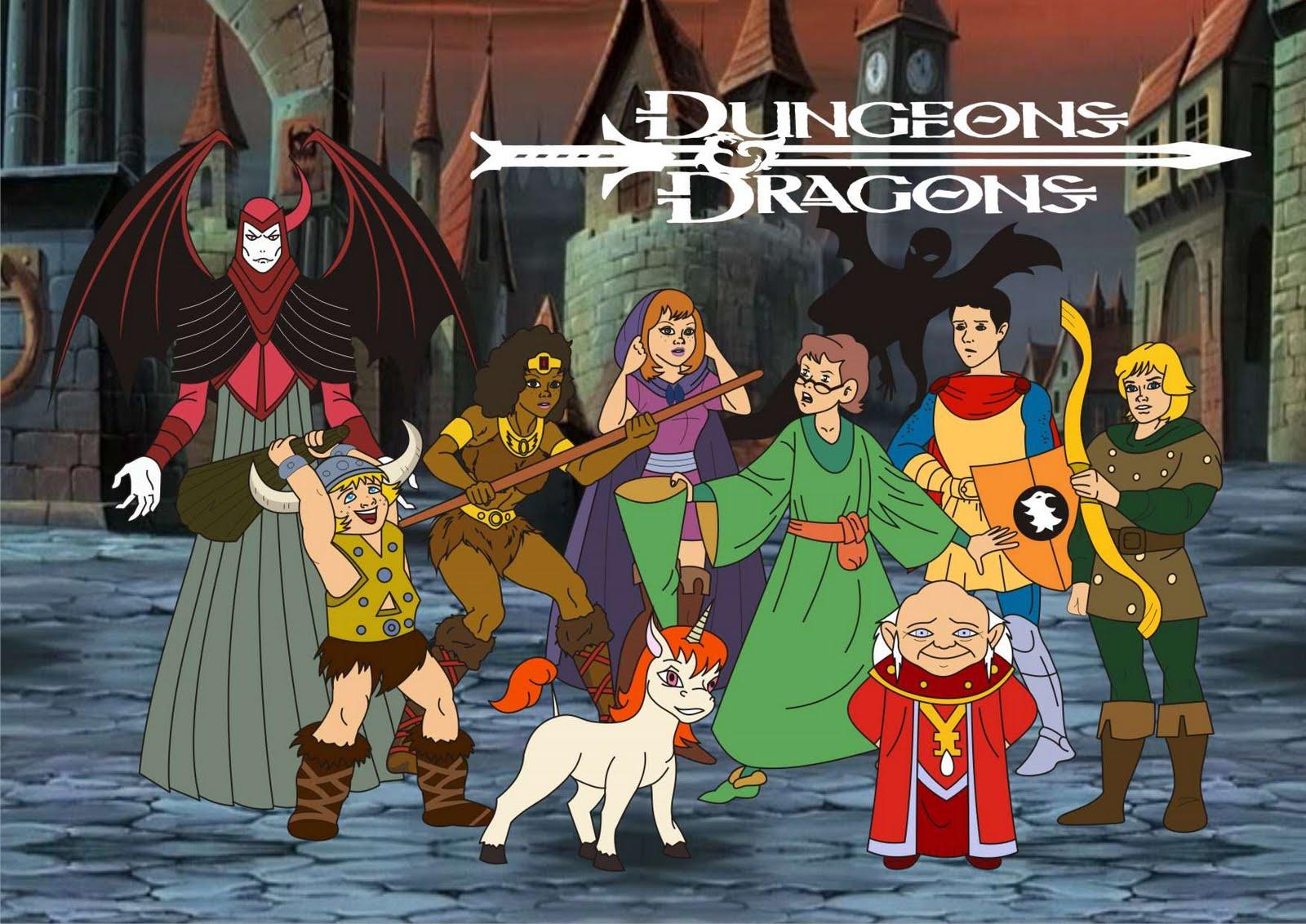 Resultado de imagem para a caverna do dragão
