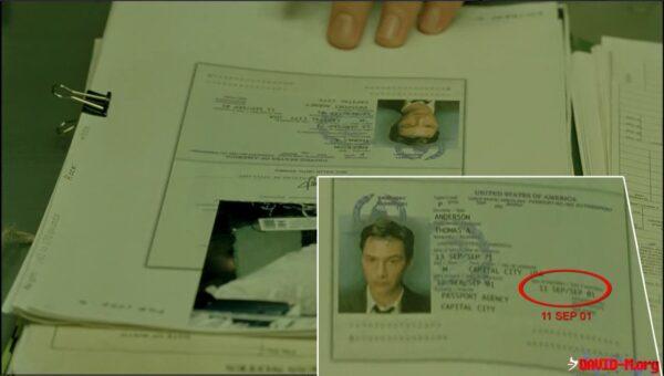 Matrix-1999-Neos-Passport-expires-on-September-11-2001