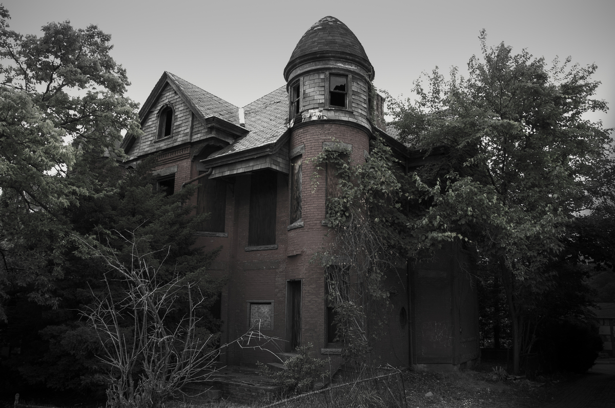5 hist rias de terror incrivelmente assustadoras que for Casa elegante en mal estado