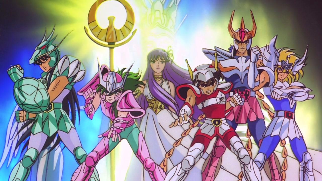 Resultado de imagem para Cavaleiros do zodiaco - armaduras v1 anime
