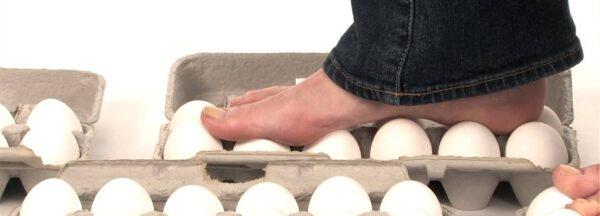 pisando-em-ovos