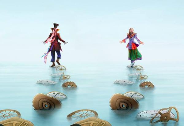 5 Coisas Que Você Pode Esperar No Novo Filme De Alice Através Do Espelho