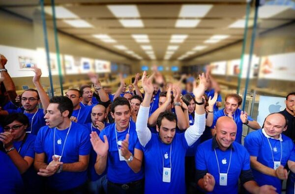 Abertura-Apple-Store