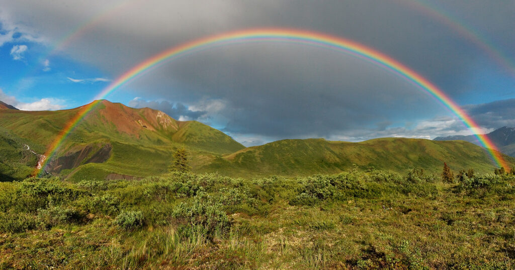 double-alaskan-rainbow-airbrushed