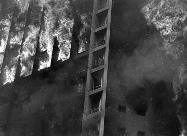 Os 5 piores desastres do Brasil