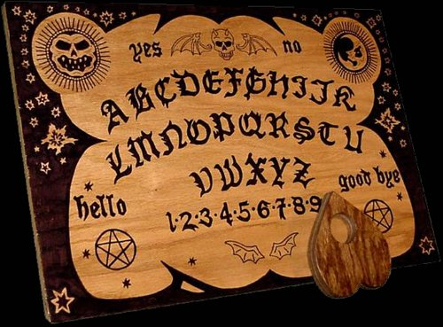 Ouija Hasbro Tabuleiro Invocar Espíritos