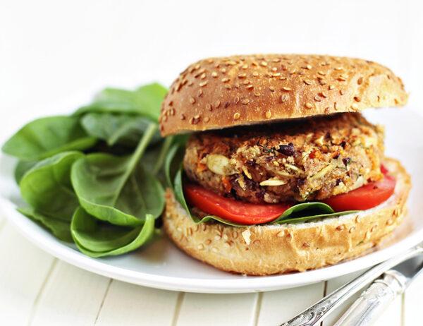 Hambúrguer-vegetariano