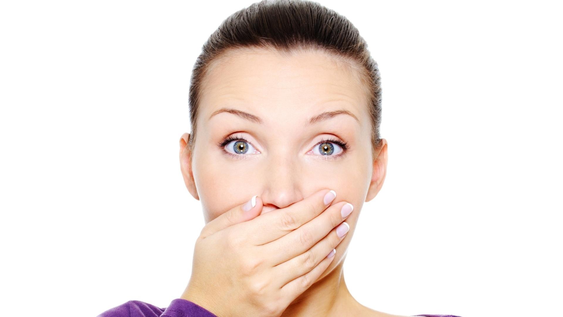 Mau hálito provoca diminuição da qualidade de vida