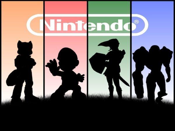 10 coisas sobre a Nintendo que talvez você nem imagina Nintendo-sillhouette-600x450