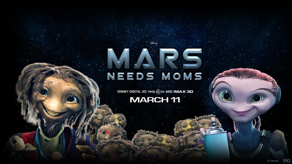 Mars Needs Moms Film