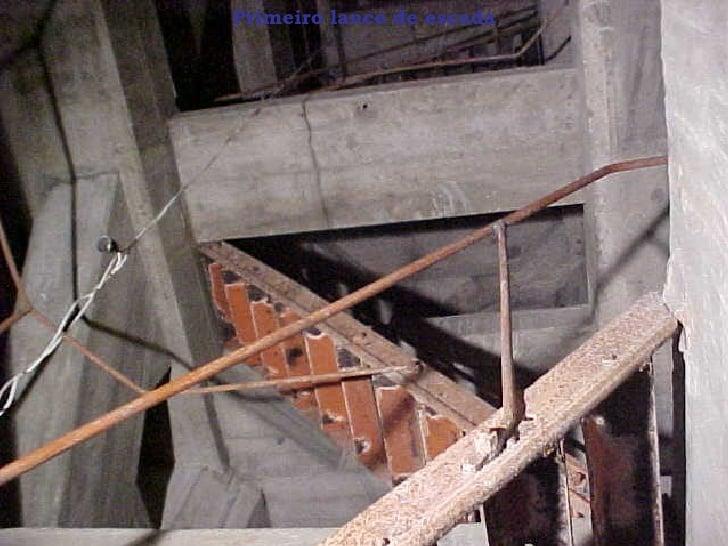 Cristo Redentor escadas