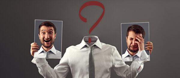 empresario-escolhendo-humor