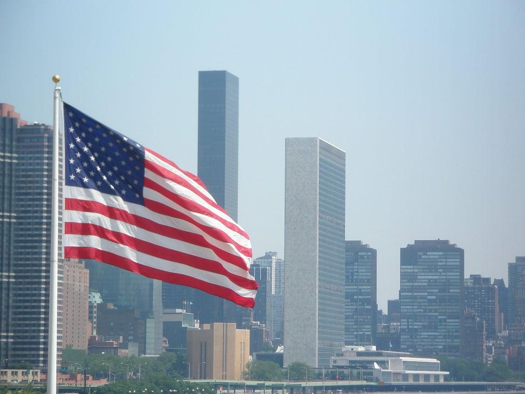 Estados Unidos hermanastra