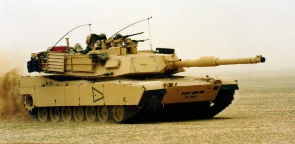 Abrams M-1A1 Kuwaiti