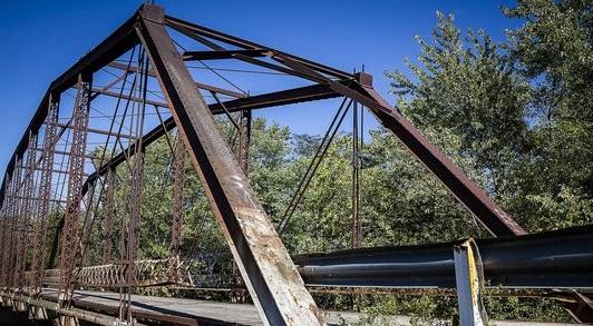 ponte roubada na Russia Altos artigos 2