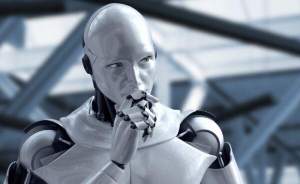 robô - certo e errado