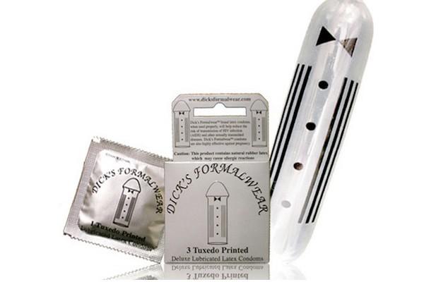 tuxedo-condom