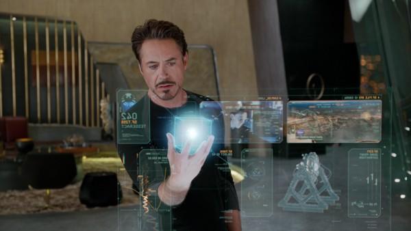 """""""Marvel's The Avengers"""" ..Tony Stark/Iron Man (Robert Downey Jr.)..Ph: Film Frame..© 2011 MVLFFLLC. TM & © 2011 Marvel.  All Rights Reserved."""