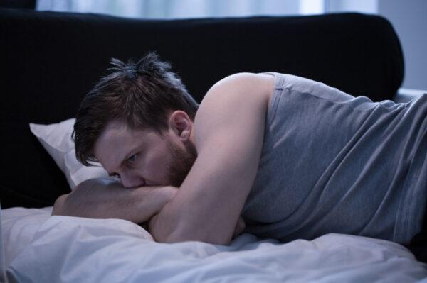 Having a jet lag syndrome