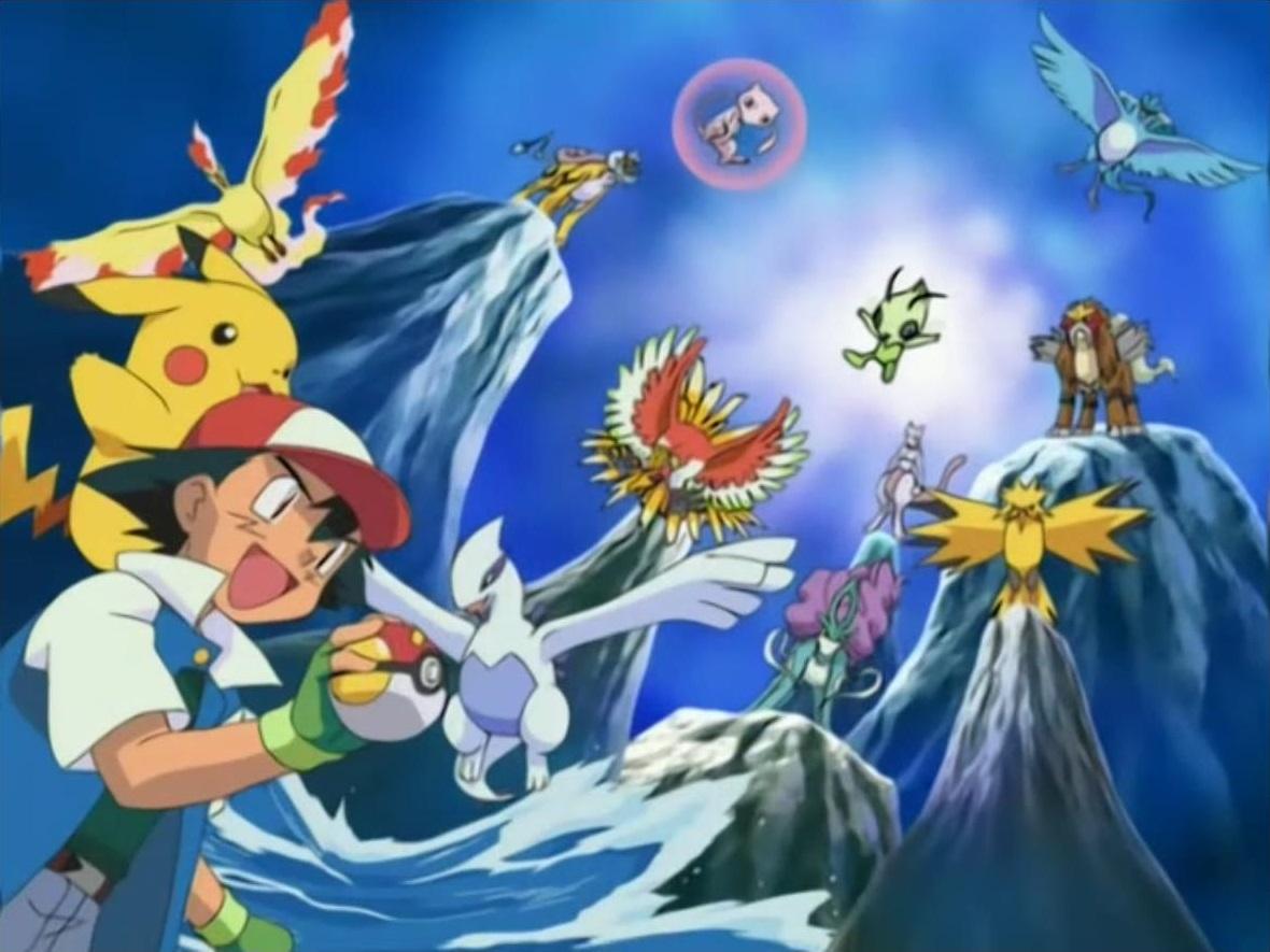 Esse detalhe com certeza voc nunca notou nos primeiros - Pokemon argent pokemon rare ...