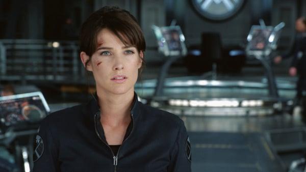 ?Marvel's The Avengers?..Maria Hill (Cobie Smulders)..Ph: Film Frame ..© 2011 MVLFFLLC.  TM & © 2011 Marvel.  All Rights Reserved.
