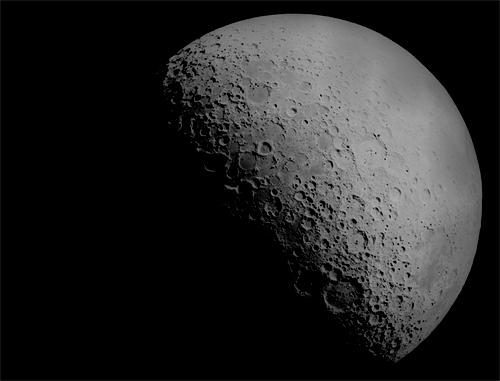 """Resultado de imagem para Raro evento lunar, chamado """"Lua negra"""""""