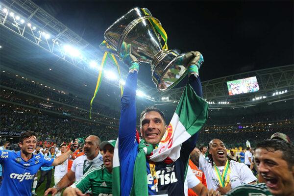 10 times brasileiros com mais títulos nacionais