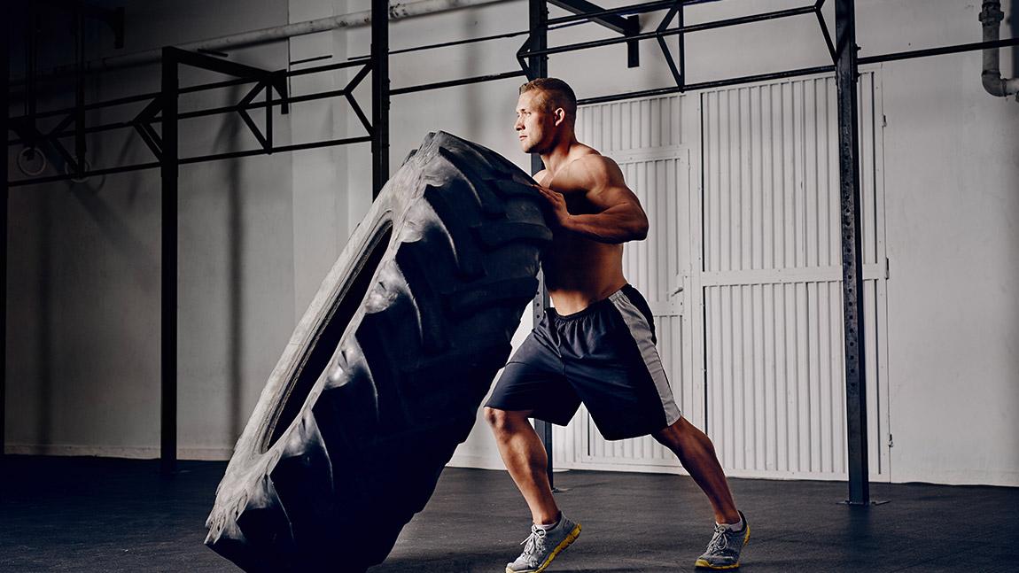 Capacidades físicas trabalhadas no CrossFit