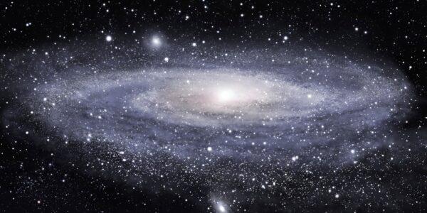 Far galaxy