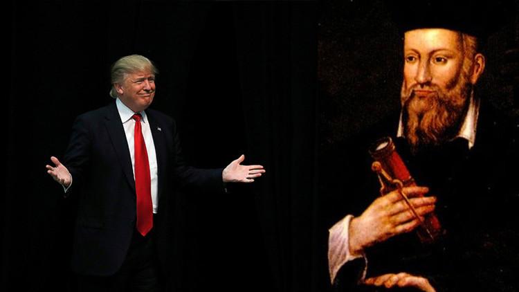 Nostradamus e Trump