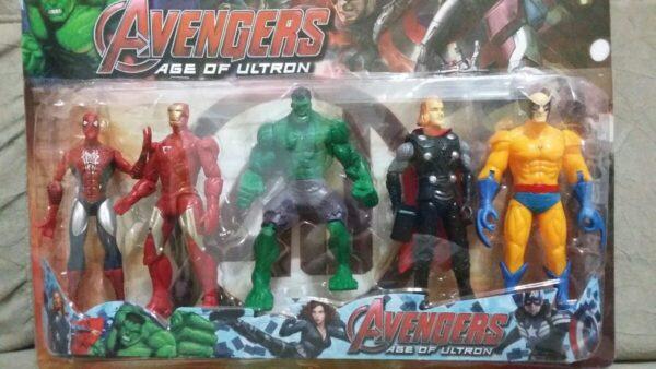 kit-5-bonecos-vingadores-articulados-thor-iron-man-hulk-15cm-345801-mlb20396423817_082015-f