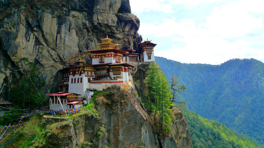 Taktsang Monsatery, Tiger Nest, Paro, Bhutan